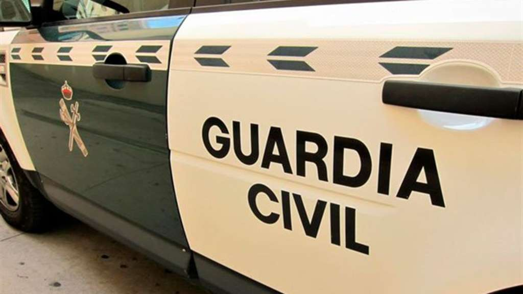 Die Guardia Civil ermittelt. Foto: Guardia Civil