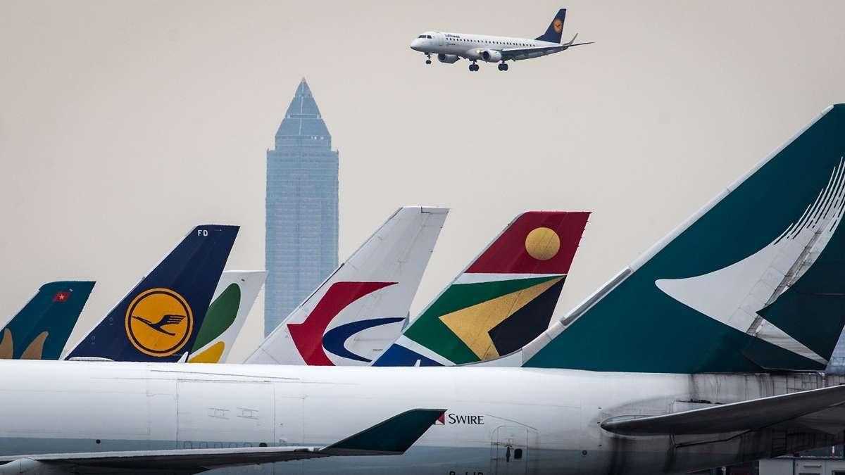 Deutsche Airline Kreuzworträtsel