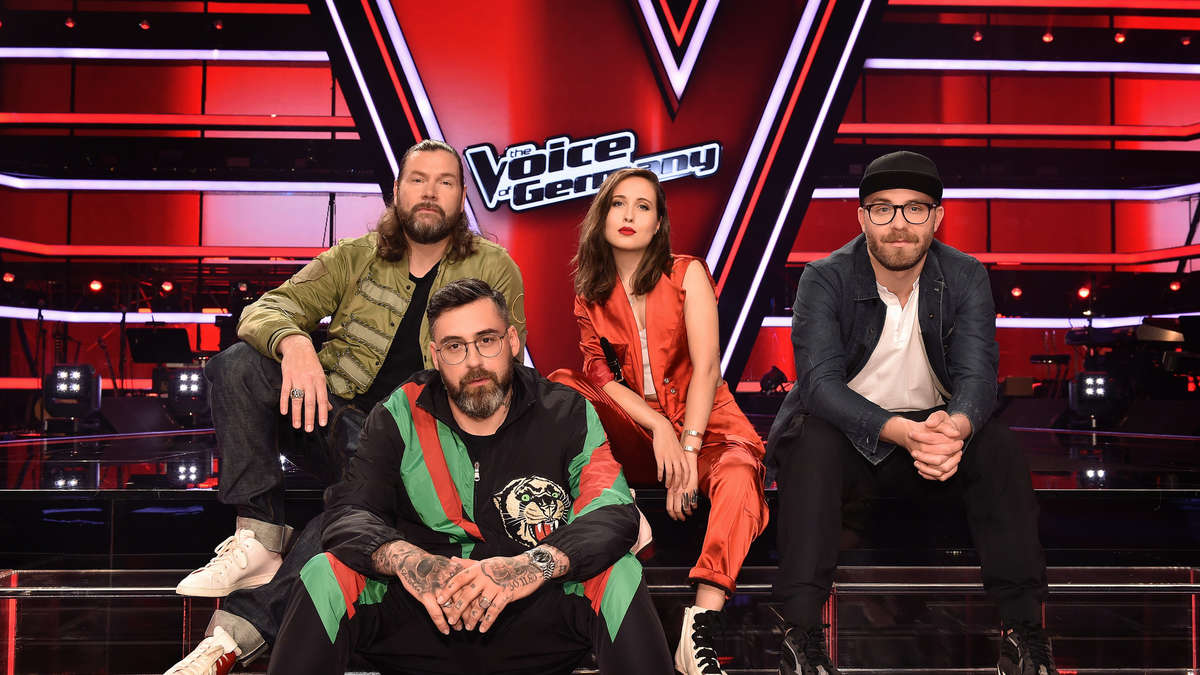 The Voice Of Germany Tv