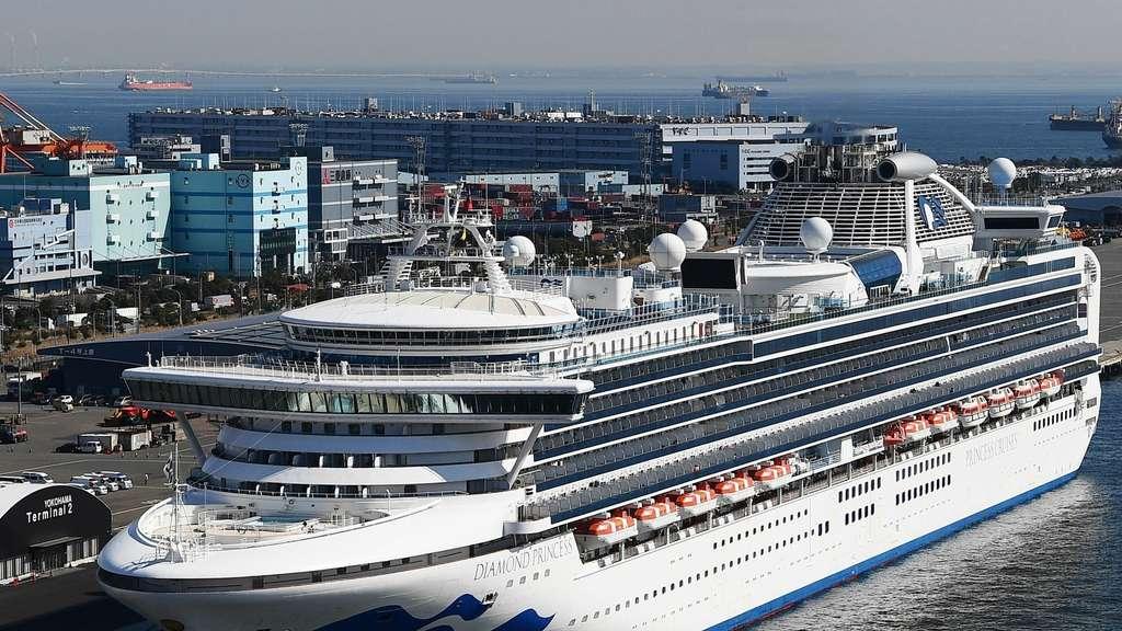 Corona Kreuzfahrtschiff