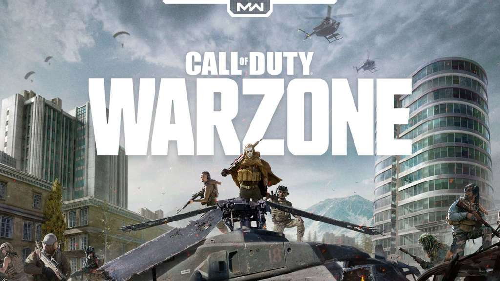 Call of Duty Warzone map leak