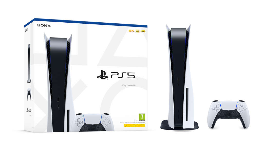 ps5 playstation sony konsole karton