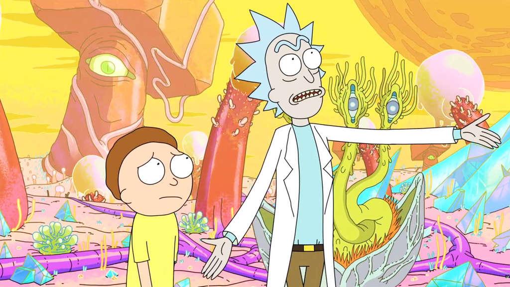 Wann Kommt Rick And Morty Staffel 4 Auf Netflix