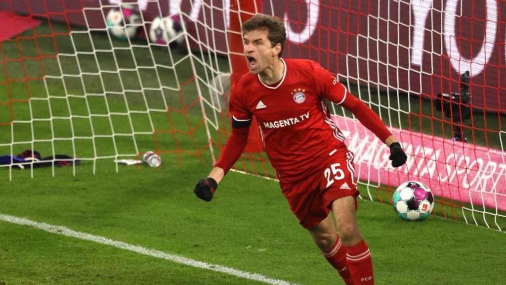 Müller Tor Spanien