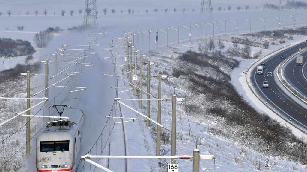Kältepol Deutschland